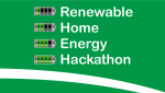 Renewable Home Energy Hackathon logo 2016